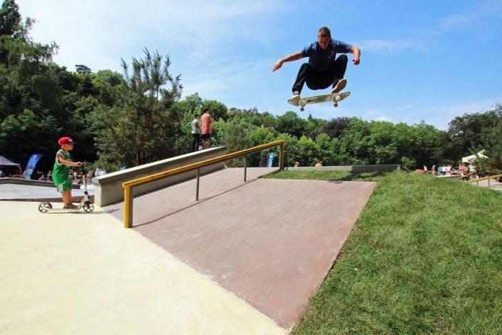 卢森堡滑板公园-22