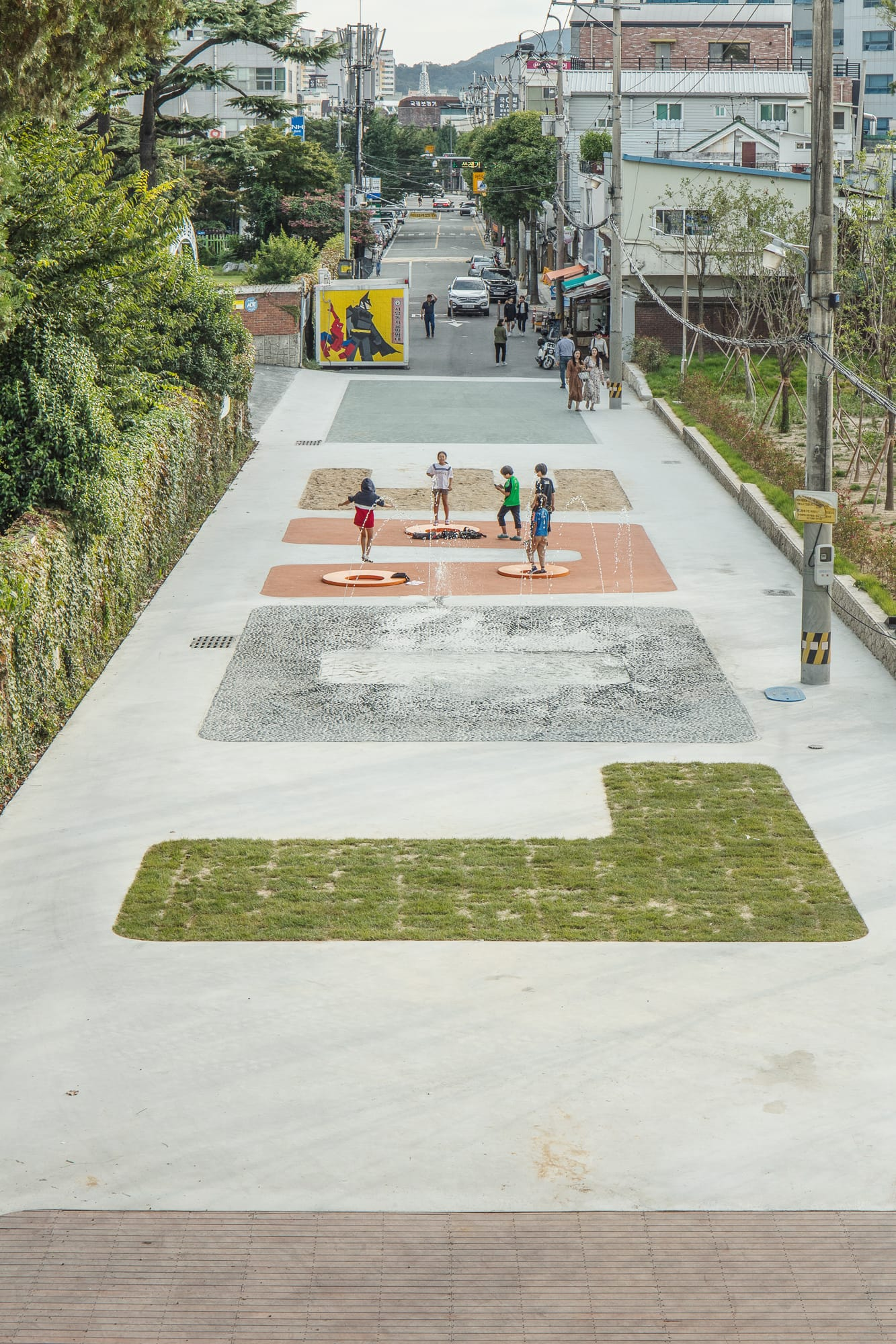 韩国光州的街道改造-5