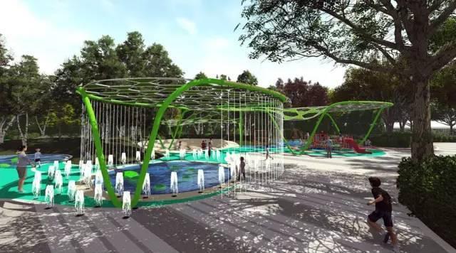 你需要知道的幼儿园景观设计法宝,责任大于天!_35