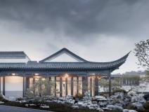 新中式建筑,美出中国风骨