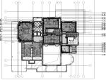 [上海]某欧式风格三层庄园别墅装修施工图