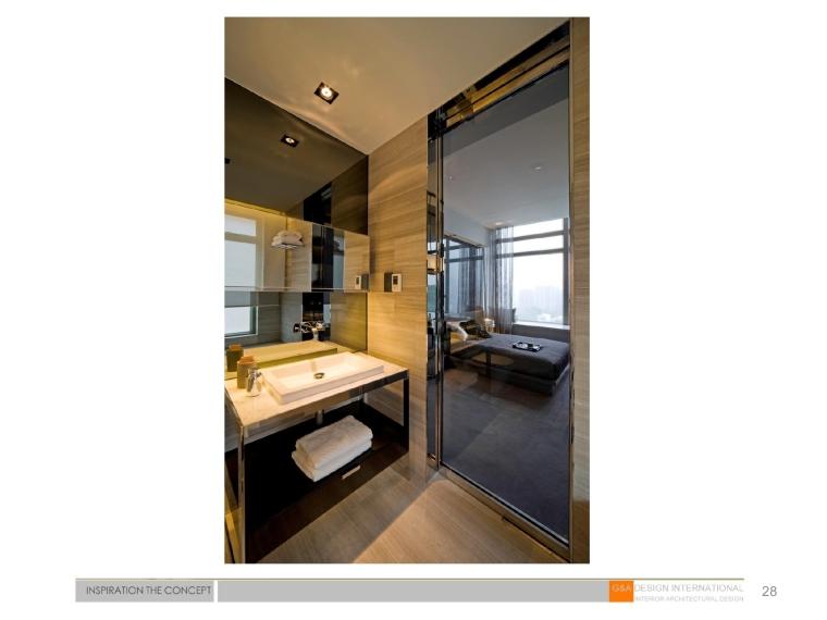 [上海]集艾设计G&A-海珀黄浦4-1中式样板间设计方案含效果图+施工图_18