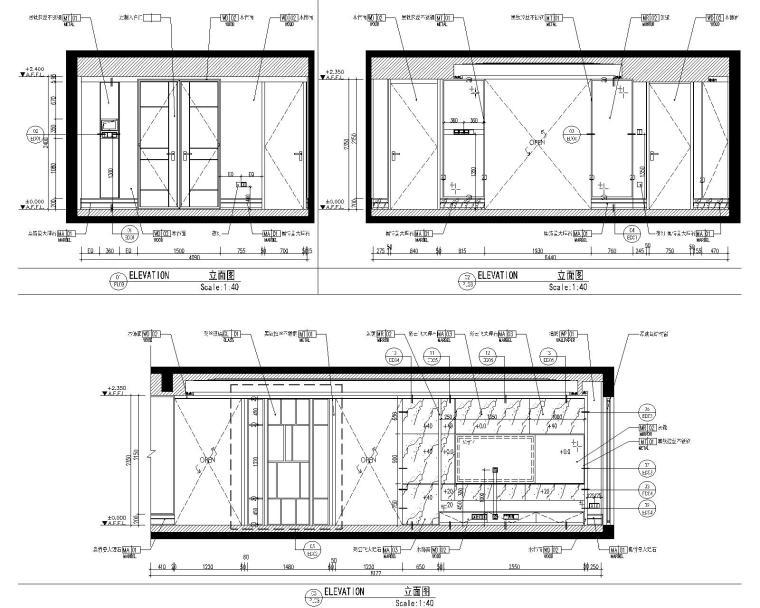 [上海]集艾设计G&A-海珀黄浦4-1中式样板间设计方案含效果图+施工图_13