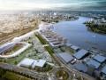 OMA新作:鹿特丹費耶諾德城市總體規劃方案獲批!