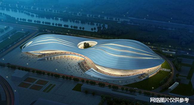 乌鲁木齐奥林匹克体育中心今年4月开建,预计2019年建设完工!