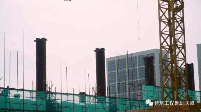 型钢混凝土框架施工的实例展示_1