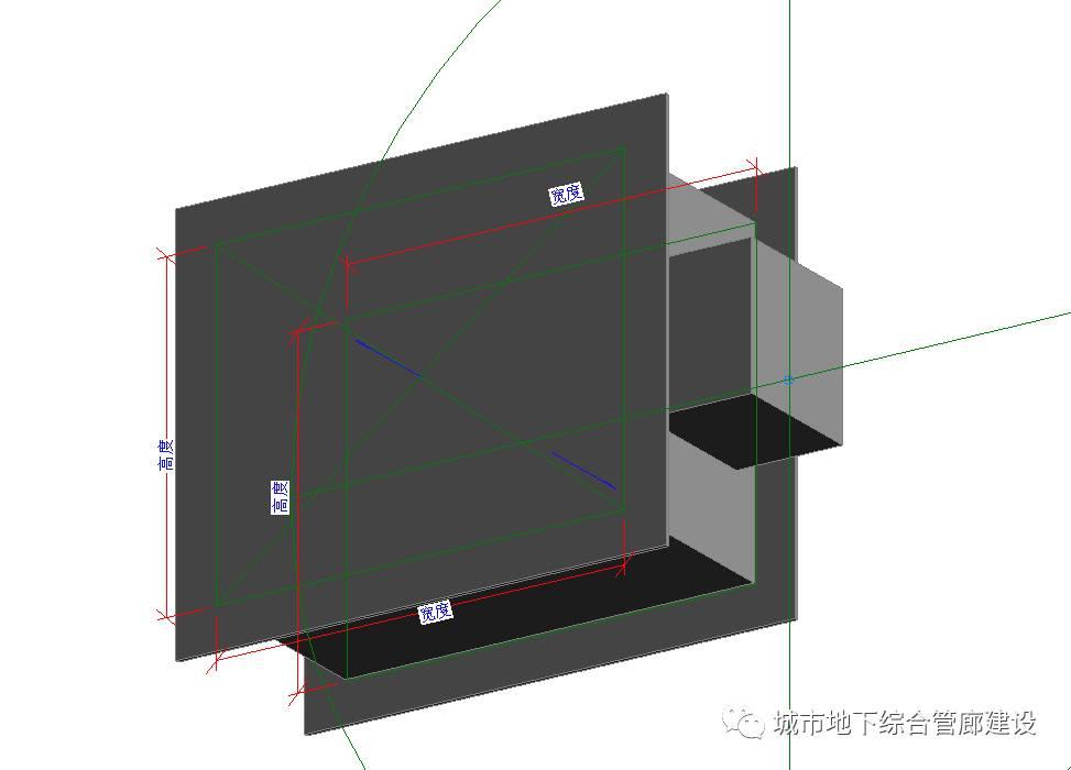 两个地下综合管廊通风系统设计_24