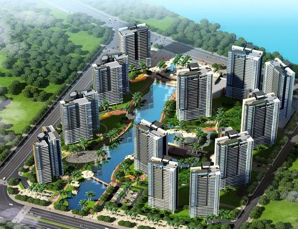 [广东]大良云近东区顺德化居住小区规划设计方案文本