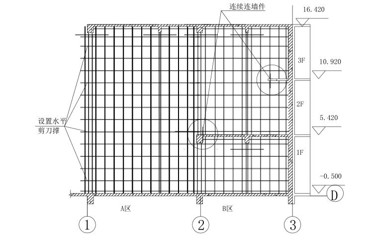 [北京]运河核心区地块项目高支模安全专项施工方案_4