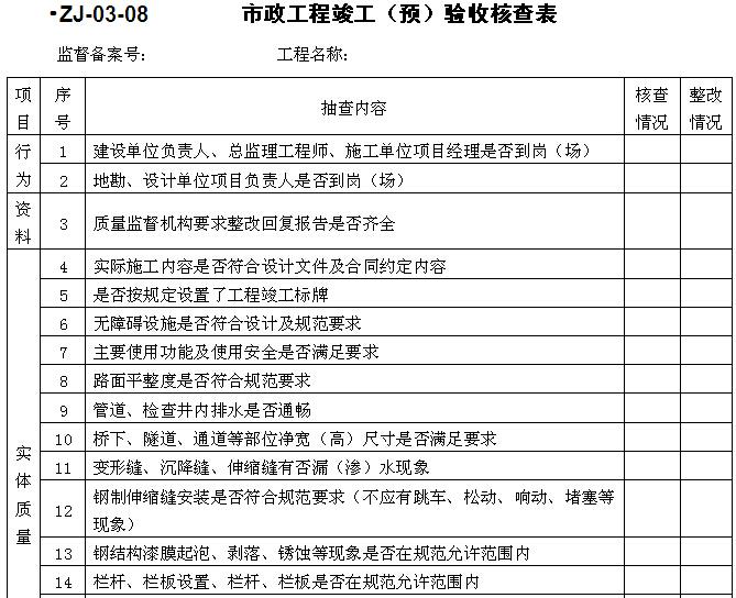 [成都]建设工程质量监督工作计划表(直接套用)_5