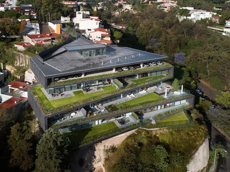 墨西哥托莱多城堡豪宅