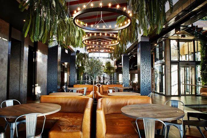 别找了,2018年最好看的餐饮空间设计都在这里了_68
