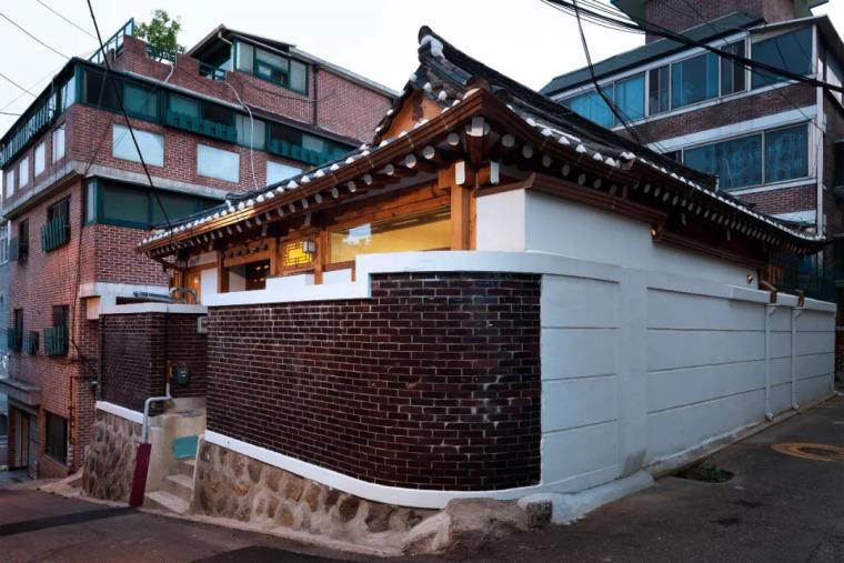 八十年历史韩屋改造 / guga Urban Archit