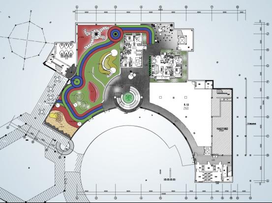 幼儿园设计,鸿坤儿童友好社区设计案例-幼儿园设计,鸿坤儿童友好社区设第38张图片