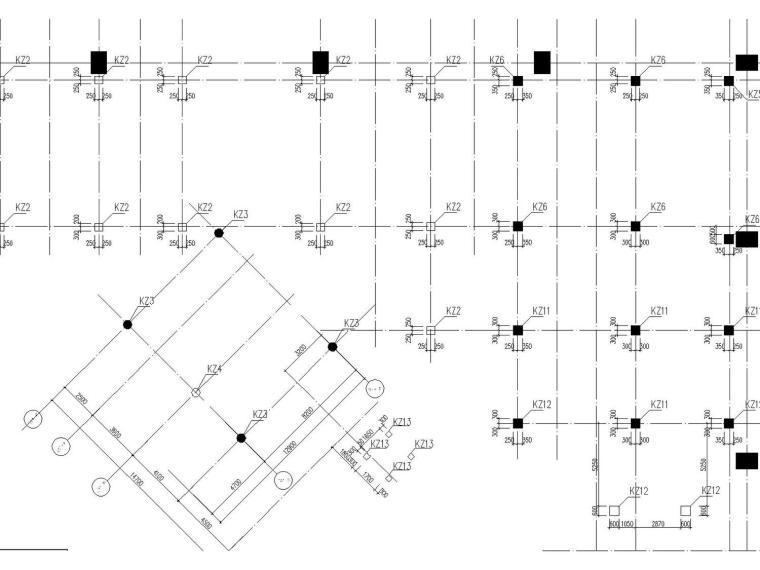 南京万达乐园全专业施工图纸(含详细设计说明、计算书)VIP资料限时下载2天