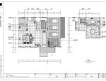 望江府邸欧式风格别墅室内设计施工图及效果图