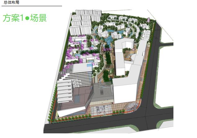 都江堰侏罗纪温泉度假小镇建筑设计方案文本