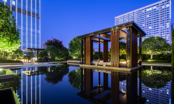 长沙瑞吉酒店周围景观-6