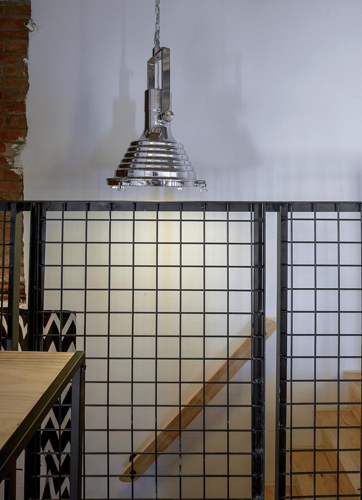 北京北海百年糖房改造-123-红糖客房楼梯栏杆