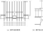 三角形钢管悬挑脚手架施工方案