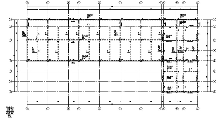幼儿园结构毕业设计(含计算书、建筑结构图)_2