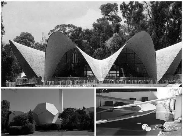 20世纪以来的新型建筑材料与建筑结构形式