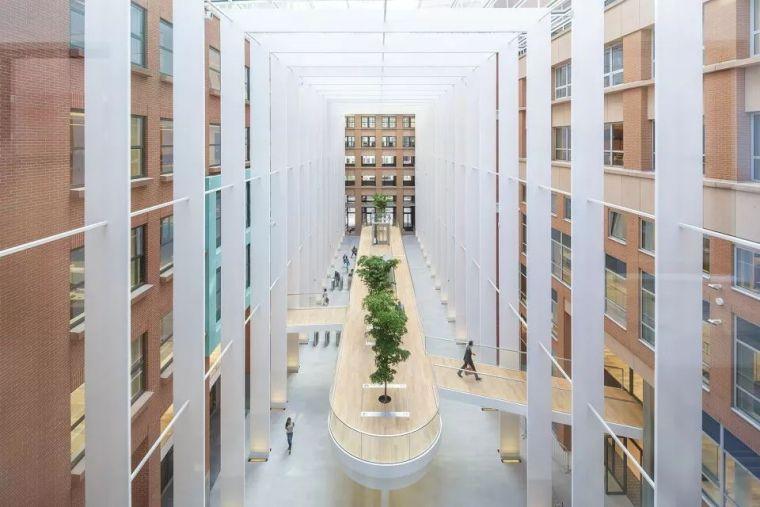 荷兰政府大楼改造设计