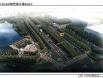 【湖北】武汉江夏伊托邦大道景观设计