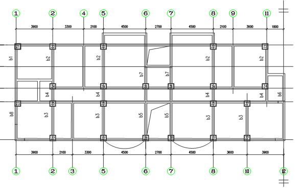 高层框剪结构设计计算书