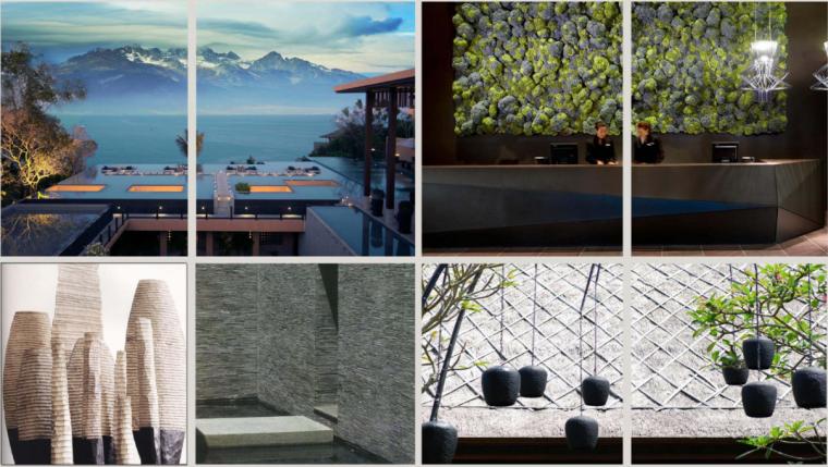 丽江翔鹭威斯汀酒店室内设计概念方案(39页)
