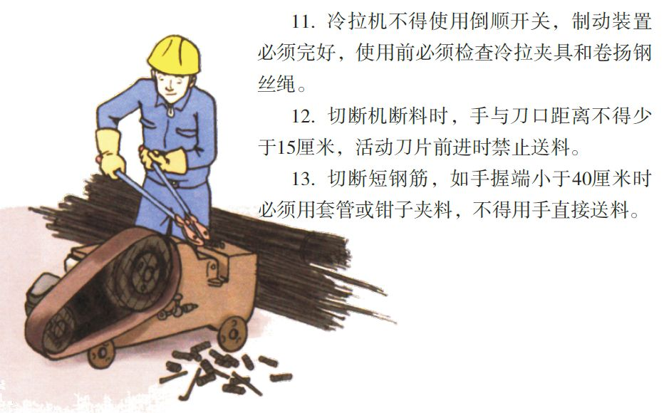 看完神奇的八个工种施工漫画,安全事故减少80%!_21