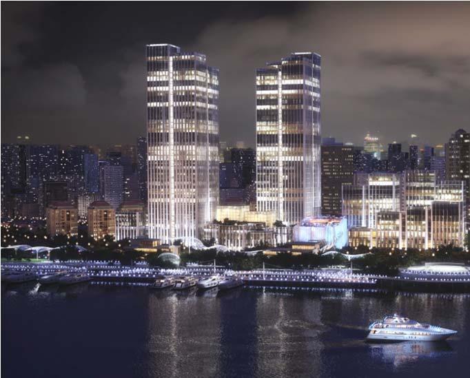 上海外滩国际金融服务中心超限塔楼抗震设计