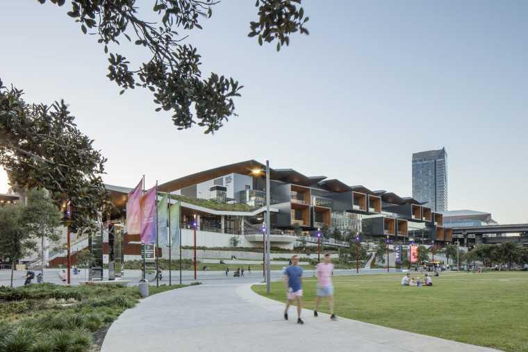 悉尼达令港公共空间-2