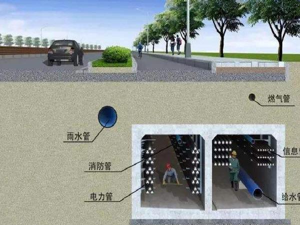 山地型城市地下综合管廊污水管道入廊问题解析