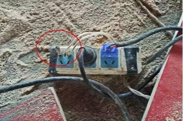 建筑施工现场临时用电安全隐患,全都是错误做法!_21