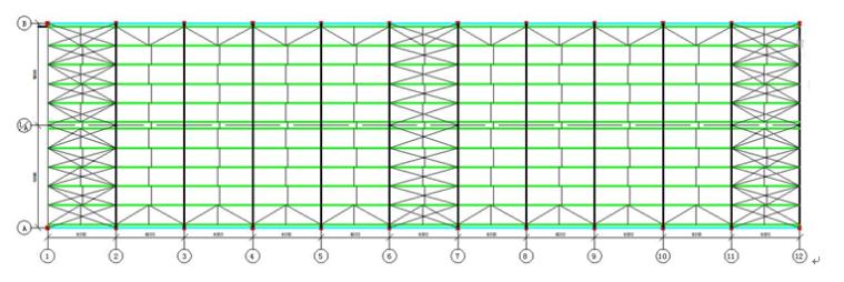 轻型门式钢架结构课程设计
