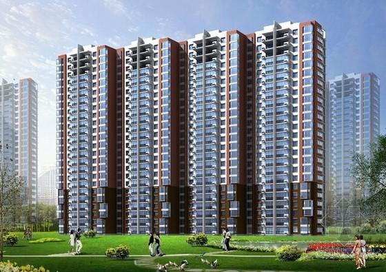 [成都]大型高层住宅区景观园林绿化工程承包合同