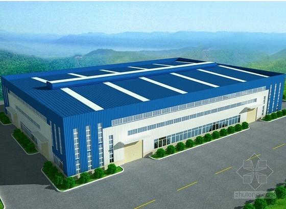 [浙江]2015年工业厂房及附属用房建筑安装工程预算书(含施工图纸)