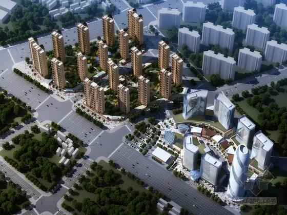 [江苏]城市核心区综合体地块规划设计方案文本