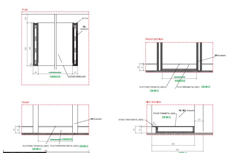 奢华品FENDI设计施工图(附效果图+新理念设计手册+物料表)-QQ截图20190104165015