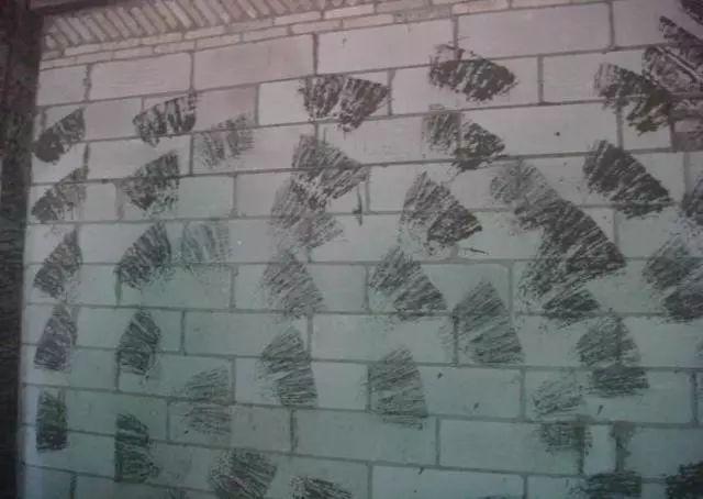 墙面抹灰甩浆施工工艺做法图解,看了你也能学会!
