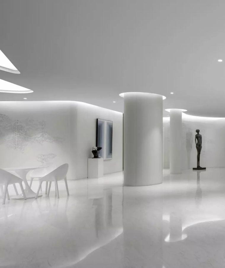 极简、艺术、智能未来的空间|HY和易国际空间设计_3