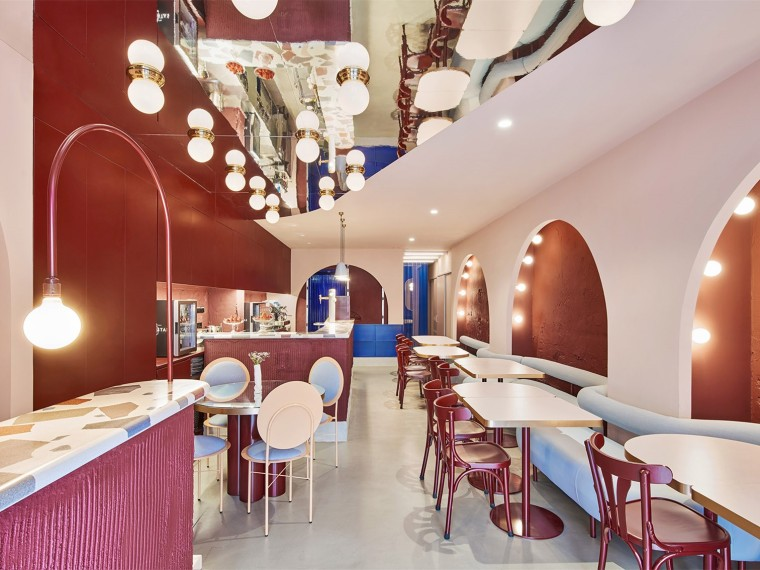 西班牙El Camerino餐厅