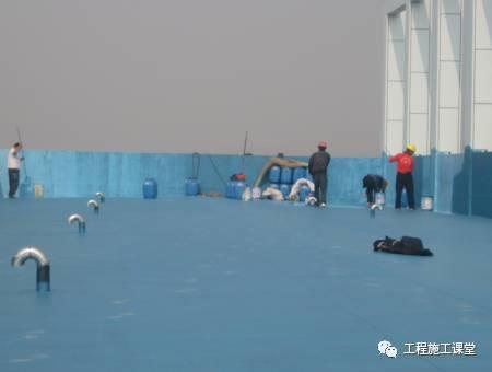 屋面卷材防水施工方案?屋面卷材防水施工保护?