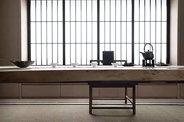这种茶室设计还是以新中式最美!