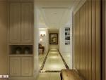 东城逸家装修|160平四室两厅美式风格