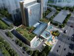 高层现代风格大理金城印象酒店建筑设计方案文本