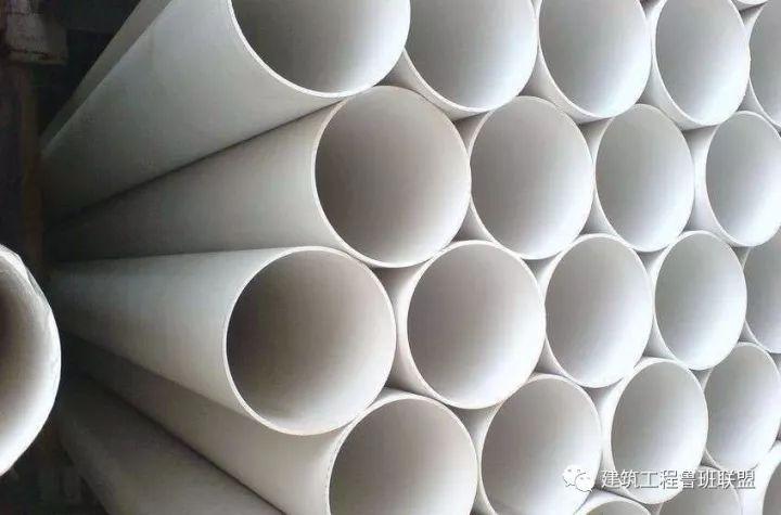 给排水施工中用到的16种管材总结