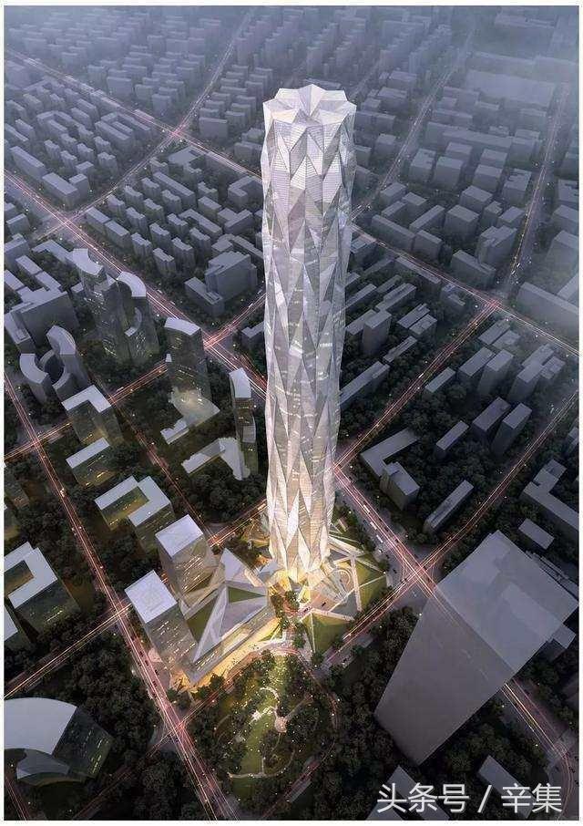 成都天府熊猫大厦将建中国第一高楼677米,地震来了怎么办_5