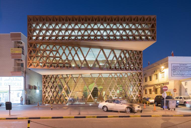穆哈拉格公共图书馆